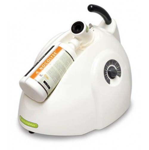 Nocospray, Disinfection of upto 500 m3, 22000rpm, 1100 W